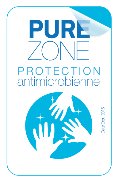 Pure Zone protection antimicrobienne