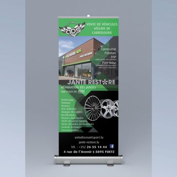 ADS Roll-up Bratex